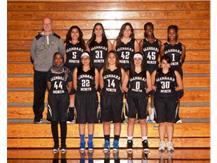 2017-18 JV II Girls Basketball