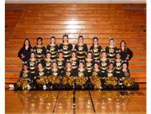 2017-18 Varsity Cheer Winter