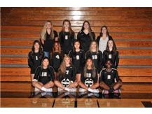 2018 - 2019 Girls Varsity Volleyball