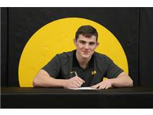 Abe Assad commits to The University of Iowa. Congratulation Abe!