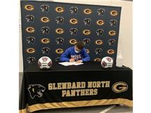 Congratulations to Nathaniel Enriquez! He will be playing soccer next fall at DePaul University