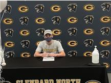 Congratulations to Tyler Tripp! Tyler will be playing Volleyball next spring at McKendree University