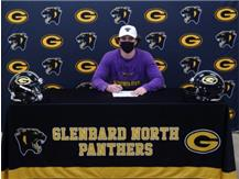 Congratulations to Jake Cicero! He will be playing football next year at Minnesota State University
