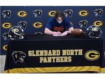 Congratulations to Cadan Miller! He will be playing football next year at Carrol University