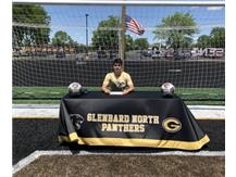 Congratulations Martin Argirov! He will be playing soccer next year at Judson
