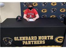 Congratulations Jack Barracca! He will be wrestling next year at North Central