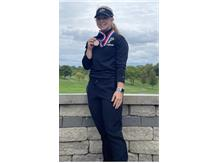 Congratulations to Nicole McGuire. Girls Golf State Qualifier! Good Luck at State this Weekend!