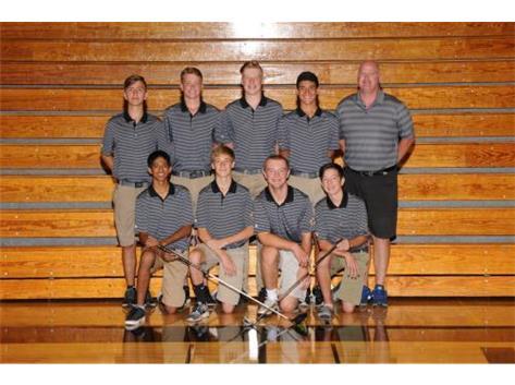 2016-17 Boys Varsity Golf