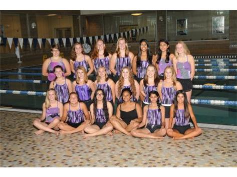 2016-17 Girls Swimming