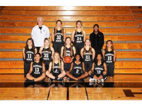 2016-17 Varsity Girls Basketball