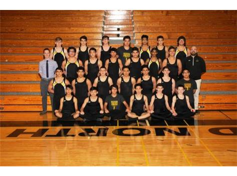 2016-17 Boys Gymnastics
