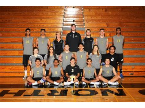 2016-17 Varsity Boys Volleyball