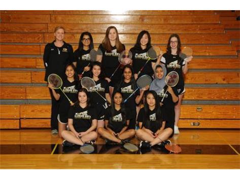 2017-18 Varsity Badminton