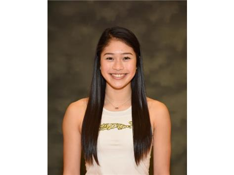 2017-18 All Conference Girls Track & Field Brenda Nguyen