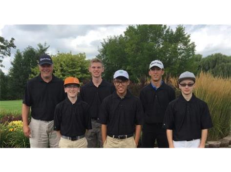 2018 - 2019 Boys Varsity Golf
