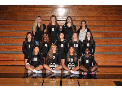 2018 - 2019 Girls Varsity Volleyball