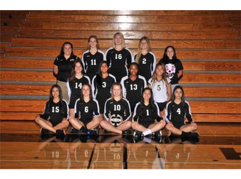 2018 - 2019 Girls Sophomore Volleyball