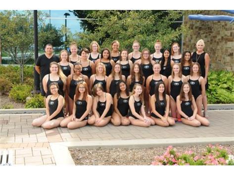 2018 - 2019 East/North Girls Swim