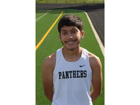 Daniel Gallegos 2020 Sectional Qualifier in Boys Cross Country