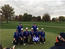 Boys Golf IHSA Class 2A State Runner Up