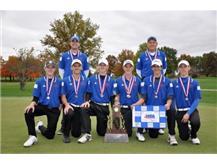 Boys Golf-2014 IHSA Class 2A State Runner-Up