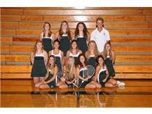 2014-2015 Varisty Girls Tennis