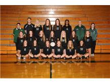 2014-2015 Girls Varsity Volleyball