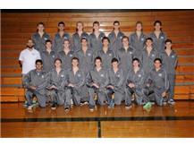 2014-15 Boys Swim