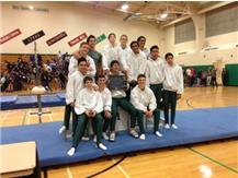 Boys Gymnastics 2016 Conference Champions!