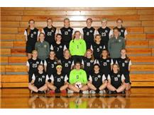 2016-2017 Girls Varsity Soccer