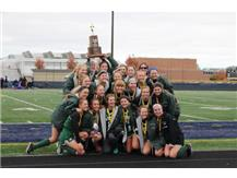 Congratulations to the Field hockey team with their 3rd. place win.