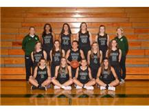 2017-2018 Varsity Girls Basketball