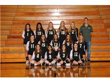 2019-2020 Girls Sophomore Volleyball