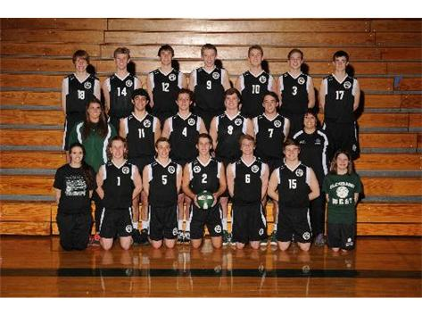 Varsity Boys Volleyball 2013-14