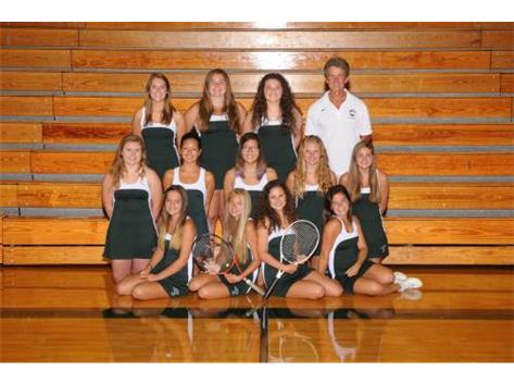 2014-2015 Varisty Girls Tennis