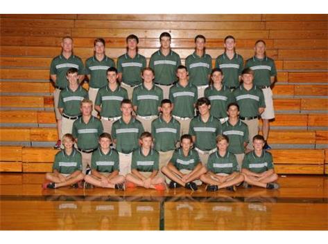2014-2015 Boys Golf