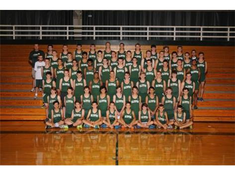 2014-2015 Boys Cross Country