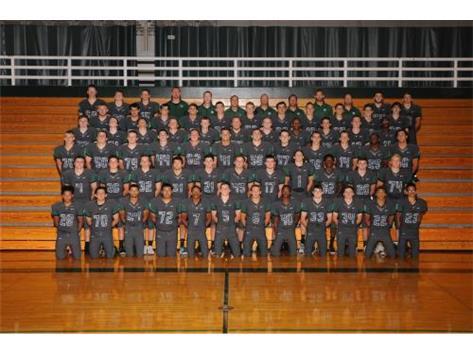 2014-2015 Varsity Football