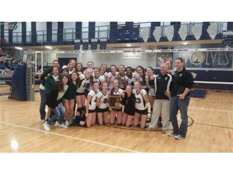 Congratulations!! Girls Volleyball