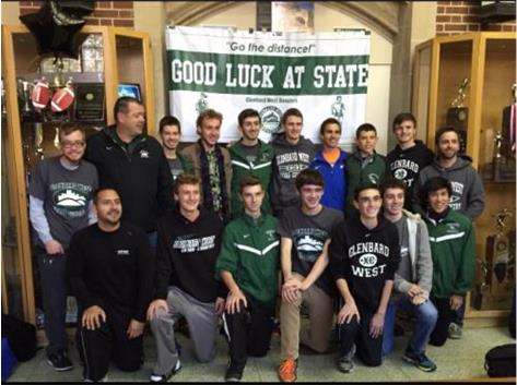 Boys Cross Country Good Luck at State!