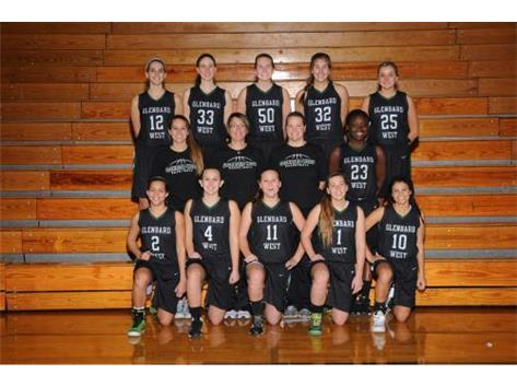 2014-15 Varsity Girls Basketball