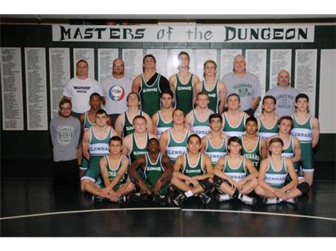 2014-15 Varsity Wrestling