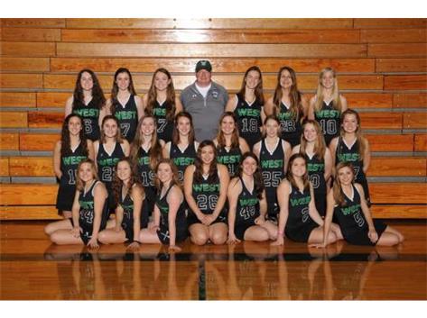 2014-2015 Girls Varsity Lacrosse