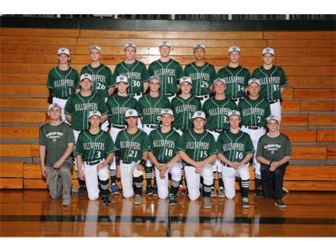 2014-2015 Boys Varsity Baseball