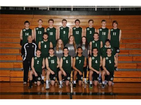 2014-2015 Boys Varsity Volleyball