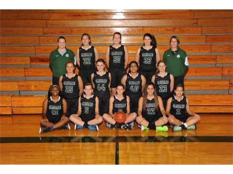 2015-2016 Varsity Girls Basketball