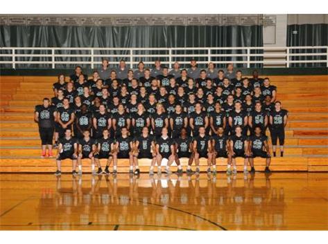 2015-2016 Varsity Football Team