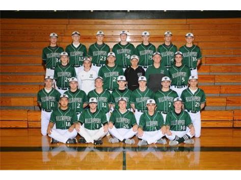 2015-2016 Varsity Baseball