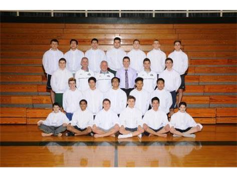 2015-2016 Varsity Boys Gymnastics