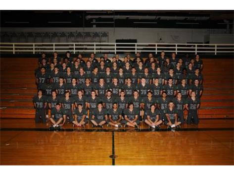 2016-2017 Varsity Football